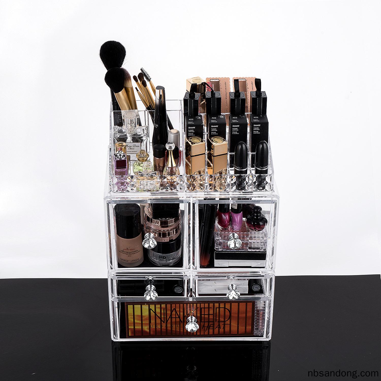 Wholesale Acrylic Makeup Organizer 1703 1705Ag